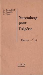 Nuremberg pour l'algérie